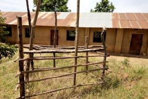 The Water Project: Musunji Primary School -  Animal Pen