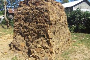 The Water Project: Tsivaka Community, Wefwafwa Spring -  Bricks Baking