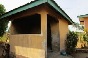 The Water Project: Royema, New Kambees -  Kitchen