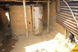 The Water Project: Kitonki Community -  Latrine