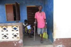 The Water Project: Kitonki Community, War Wounded Camp -  Community Member