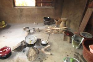 The Water Project: New London Community, Magburaka Road -  Kitchen