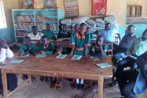 The Water Project: Kilingili Primary School -  Training
