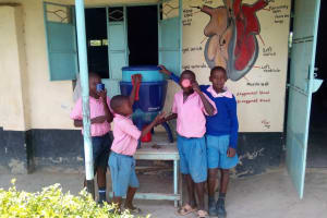 The Water Project: Maganyi Primary School -  Life Straw Drinking Filter