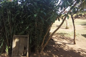 The Water Project: Futsi Fuvili Community, Futsi Fuvili Spring -  Natural Bathing Room