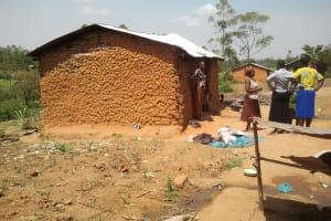 The Water Project: Shikoti Community, Amboka Spring -  Samsung