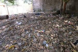 The Water Project: Royema Community A -  Garbage Pile