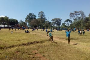 The Water Project: Ematsuli Primary School -  Students Playing