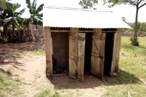 The Water Project: Musunji Primary School -  Latrines