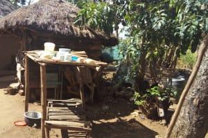 The Water Project: Futsi Fuvili Community, Futsi Fuvili Spring -  Bathing Room