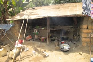 The Water Project: Kitonki Community -  Kitchen