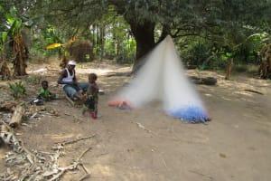 The Water Project: Kafunka Community -  Mending Net