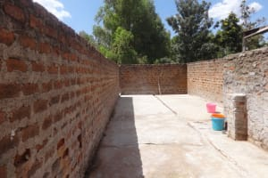 The Water Project: Ibinzo Girls Secondary School -  Bathing Area