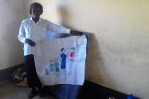 The Water Project: Emusoma Primary School -  Mrs Agness A Nursery Teacher
