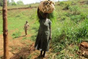 The Water Project: Shikhuyu Community -  Risper Maanan