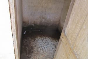 The Water Project: Benke Community, Turay Street -  Bathing Room