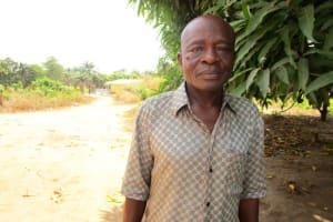The Water Project: Royema, New Kambees -  Mr Alie Bangura