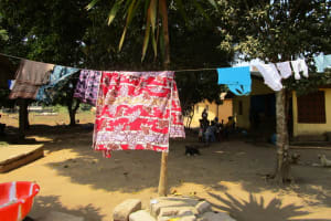 The Water Project: Royema Community A -  Clothesline