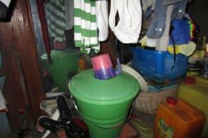 The Water Project: Kitonki Community -  Drinking Bucket