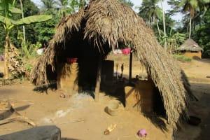 The Water Project: Kafunka Community -  Kitchen