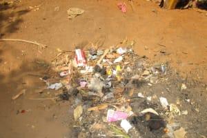 The Water Project: New London Community, Magburaka Road -  Garbage