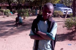 The Water Project: Eshisuru Primary School -  Erick Grade