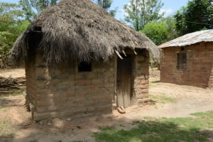 The Water Project: Ilinge Community A -  Family One Household