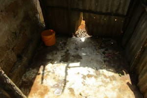 The Water Project: Royema Community A -  Bathing Room