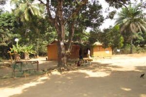 The Water Project: Kulafai Rashideen Primary School -  Household Compound