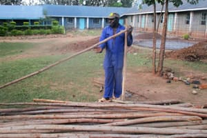 The Water Project: Emmabwi Primary School -  Materials