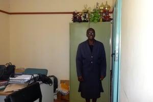 The Water Project: Ibinzo Girls Secondary School -  School Principal