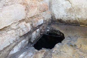 The Water Project: Emulakha Primary School -  Hole In Latrine Floor