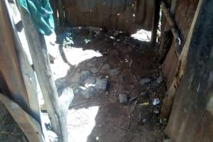 The Water Project: Bukhakunga Community, Indiatsi Omukitsa Spring -  Bathing Room