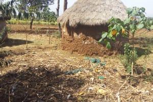 The Water Project: Futsi Fuvili Community, Futsi Fuvili Spring -  Garbage Site