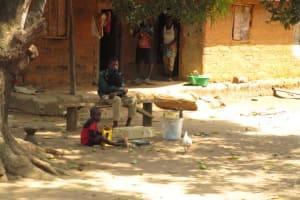 The Water Project: Kulafai Rashideen Primary School -  Household