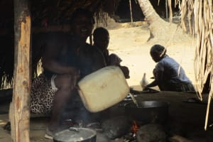 The Water Project: Kafunka Community -  Cooking