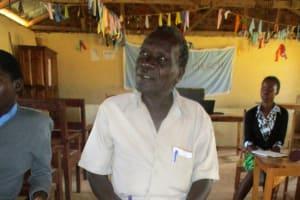 The Water Project: Bumuyange Secondary School -  Mr Partrick Khanyanji