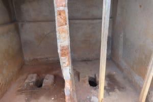 The Water Project: Emukangu Primary School, Butere -  Latrines
