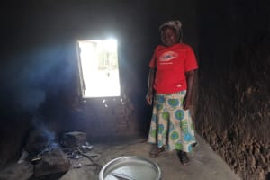 The Water Project: Emulakha Primary School -  Cook In Kitchen