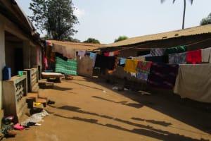 The Water Project: Benke Community, Brima Lane -  Clothesline