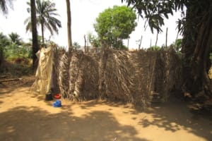 The Water Project: Kulafai Rashideen Primary School -  Community Latrine