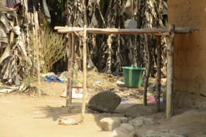 The Water Project: Kafunka Community -  Dish Rack
