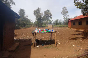 The Water Project: Emulakha Primary School -  Water Cups Drying