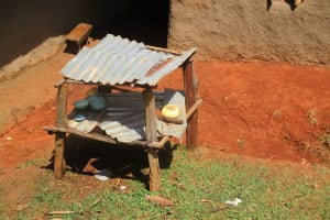 The Water Project: Shikhuyu Community -  Dish Rack