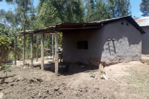 The Water Project: Handidi Community, Malezi Spring -  Household