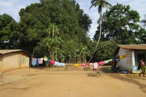 The Water Project: Kafunka Community -  Clothesline