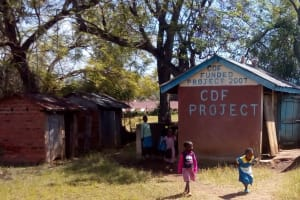 The Water Project: Ematsuli Primary School -  Early Education Students Latrines