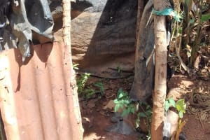 The Water Project: Igogwa Community -  Bathing Room