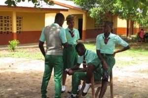 The Water Project: Kulufai Rashideen Secondary School -  Students