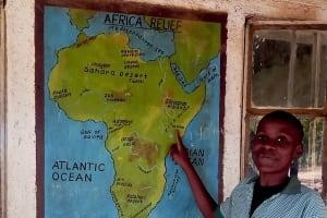 The Water Project: Eshisuru Primary School -  Student